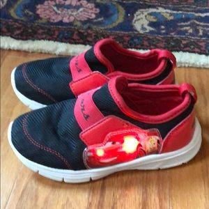 Disney Shoes - Light up Cars shoes